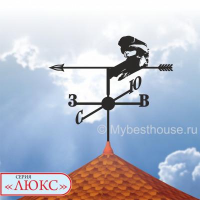 Купить флюгер на крышу Вежливые люди, цена от 1500 руб., доставка в ваш город, сравнение, фото, отзывы.