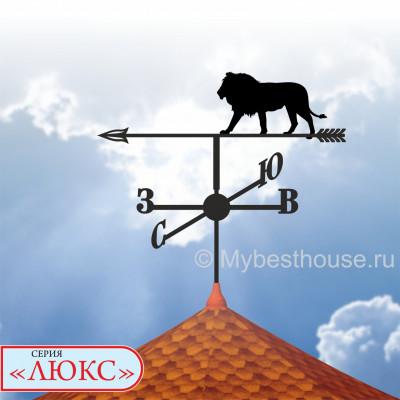 Купить флюгер на крышу Лев, цена от 1500 руб., доставка в ваш город, сравнение, фото, отзывы.