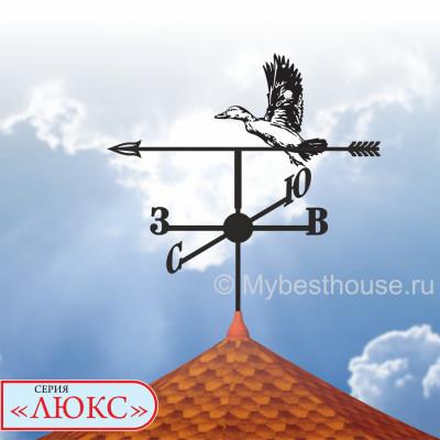 Купить флюгер на крышу Утка летит, цена от 1500 руб., доставка в ваш город, сравнение, фото, отзывы.
