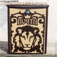 Лев антик