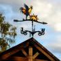 Купить флюгер на крышу Петушок, цена от 1800 руб. доставка в ваш город, сравнение, фото, отзывы.