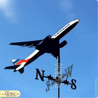 Купить флюгер на крышу Самолет 6, цена от 1900 руб. доставка в ваш город, сравнение, фото, отзывы.